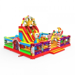 Large Carnival Inflatable Playground