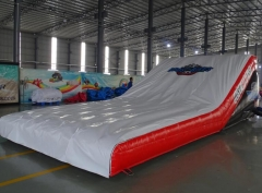 Inflatable Landing Airbag